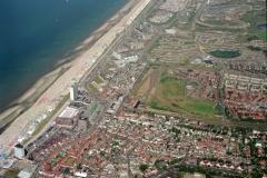 Zandvoort Cetrum strand Station Cirquit 1997 lfh 97081919-079