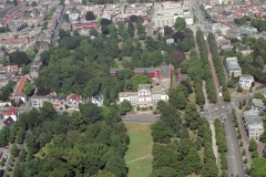Haarlem provincie huis Haarlemmerhout 1997 lfh 97081932-082