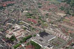 Beverwijk Centrum Beverhof Grotekerk Alkmaarse weg 1997 lfh 97081950-085