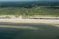 Heemskerk Heemskerker strand toerisme recreatie 1997 lfh 97081970-092