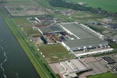 Zaandam Zaandammer polder AH fabrieken industr terr 1997 lfh 970831112-112