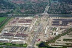 Purmerend Weidevenne bouw  1997 lfh 970831123-114