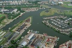 Den Helder Westoever jacht haven port Den Helder 1997 lfh 97083158-103