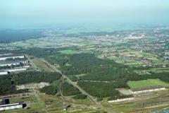 Beverwijk Hoogovens Oostflank gebied Randweg 1997 lfh 97092243-146