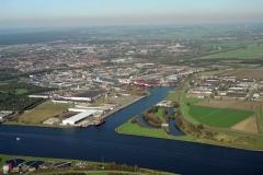 Beverwijk Velsen-noord Wijkermeer zij kanaal BW Oost ind A haven de Pijp A-9 1997 lfh 97102858-157