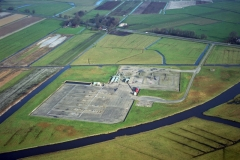 Alkmaar Gaslokatie Amoco Bergermeer Bergerweg 1997 lfh 971118114-171