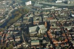Alkmaar Canada plein Laurens kerk e.o.1997 lfh 97111875-168