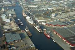 Beverwijk Haven de Pijp Aardappel campagne 1997 lfh 971119123-185