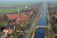 Zuid-Schermer dorp zuidervaart 1997 lfh 97111937-180