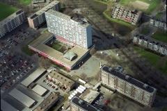 Beverwijk Stadskantoor Kennedyplein en omgeving 1998 lfh 98031937-006