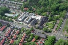 Katwijk gemeentehuis bouw 1998 lfh 98051122-020
