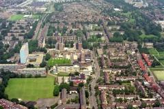 Beverwijk Stadskantoor Augustinus college Wijkerbaan 1998 lfh 98062017-036