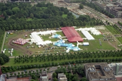 Denhaag Malieveld Pasarmalam De Boer tenten 1998 lfh 98062601-041