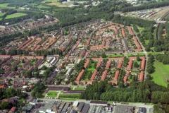 Velsen-Noord Wijkestraat weg  Meerweidenlaan 1998 lfh 98062646-046