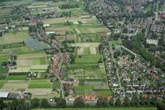 Beverwijk Creutzbergerlaan Bruinsmalaan Westelijke randweg gebied 1998 lfh 98072004-056