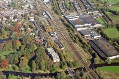 Meppel station en omgeving 1998 lfh 98102025-082