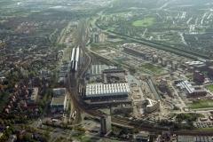 Zwolle Station centrum en omgeving 1998 lfh 98102062-084