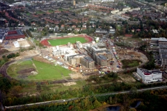 Hilversum Nike centre bouw Arena Sparta Diiependaalse laan 1998 lfh 98102804-085