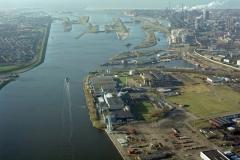 Velsen-Noord Noordzeekanaal CVG Sluizen Hoogovens Cemij 19999 lfh 99011832-001