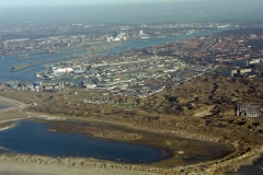 IJmuiden Kennemer meer Camping  Havens Sluizen 19999 lfh 99011859-003