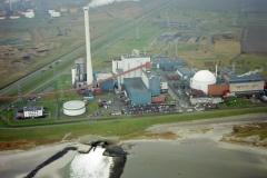 Vlissingen EPZ Centrale Borselle kerncentrale 1999 lfh 99030526-005