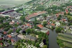 Broek op Langedijk Broekerveiling Hervormde kerk eo 1999 lfh 99052652-027