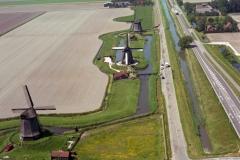 Schermerhorn Molens Noordervaart 1999 lfh 99052731-002