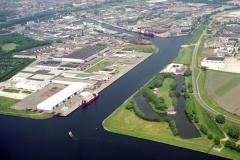 Beverwijk Velsen-Noord Zijkan A Haven de Pijp 1999 lfh 99061454-064