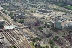 Utrecht Station omgeving Jaarbeurs 1999 lfh 99072630-079