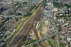 Nijmegen station en omgeving 1999 lfh 99072660-082