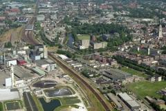 Breda station en omgeving 1999 lfh 99072760-091
