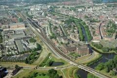 Den Bosch station en omgeving 1999  lfh 99072798-094