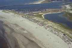 IJmuiden strand recreatie Kennemer meer Seaport Marinas 1999 lfh 99072929-097