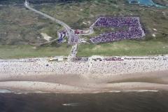 Bakkum strand recreatie parkeren 1999 lfh 99072958-099