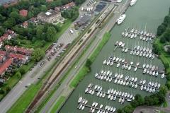 Enkhuizen station jacht boot Stavoren 1999 lfh 99083003-115